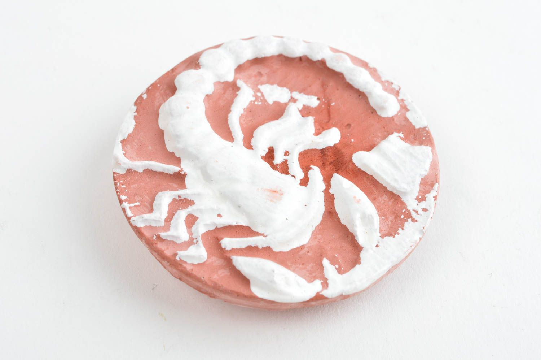 Handmade fridge magnet unusual magnet plaster souvenir decorative use only photo 3