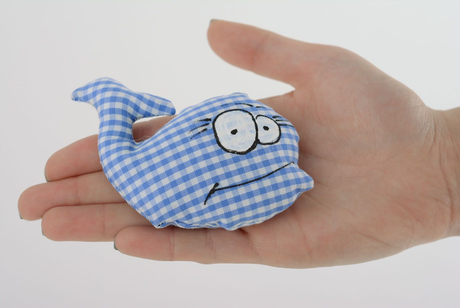 Small soft toy Fish photo 4