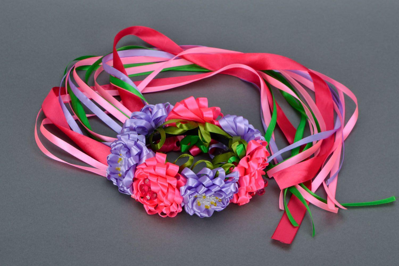 Head wreath Bright Summer photo 3