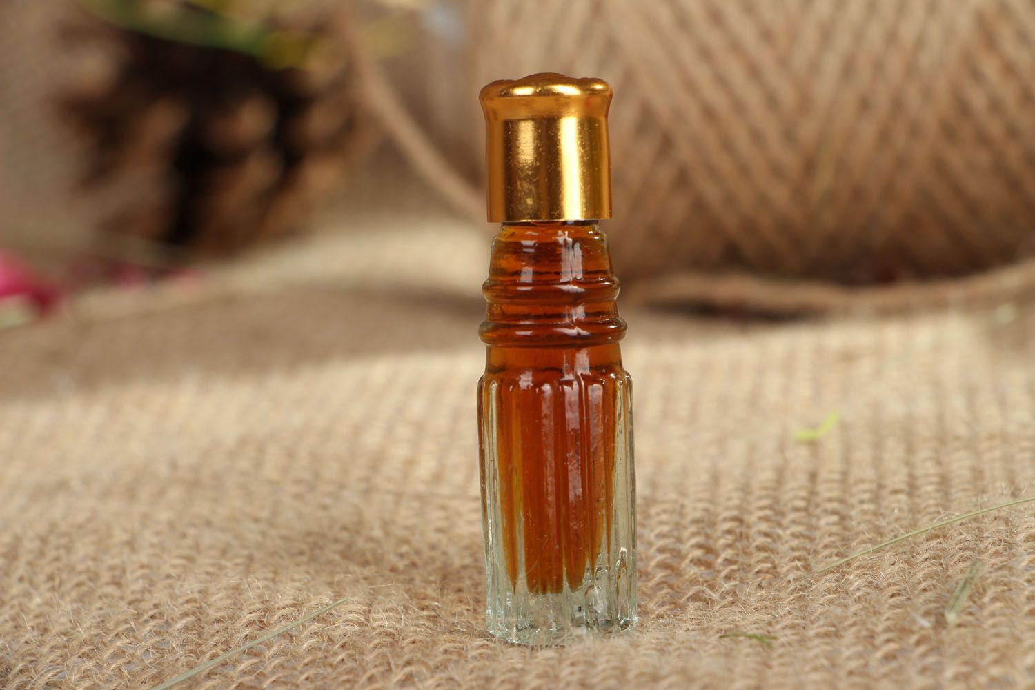 Author's sandal scented perfume photo 2