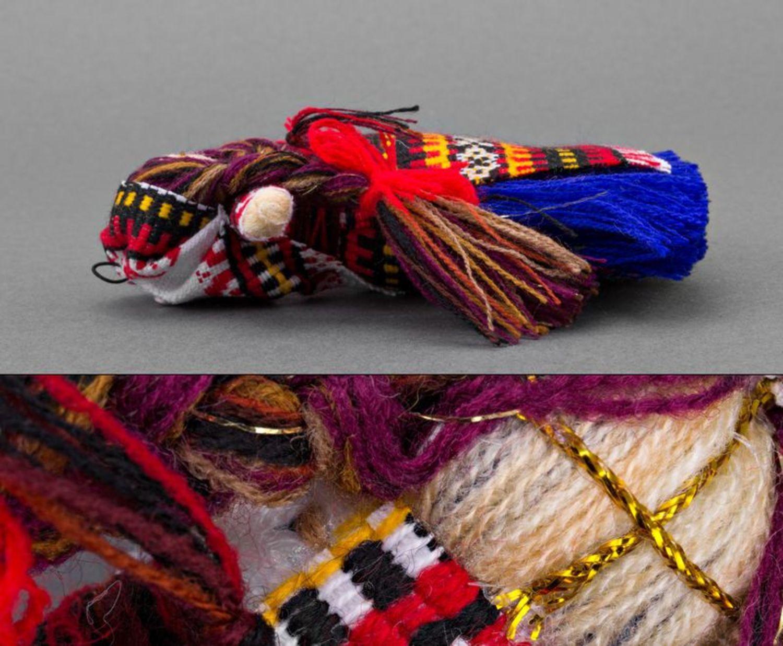 Ethnic talisman doll  photo 3