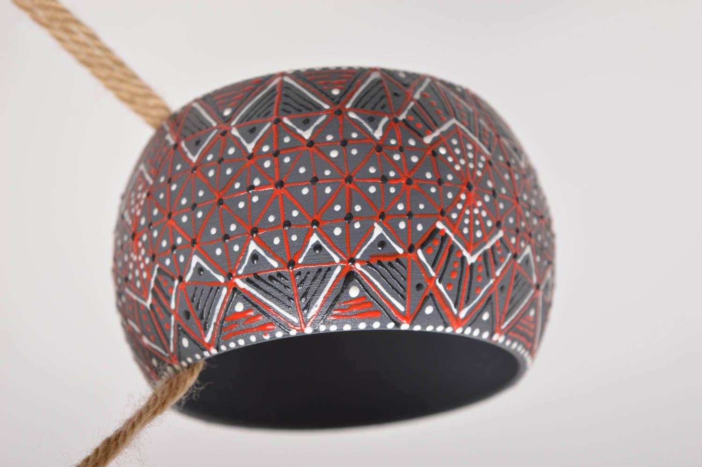 Holz Armband handgemachter Schmuck Damen Armband Geschenk für Frauen breit schön foto 5