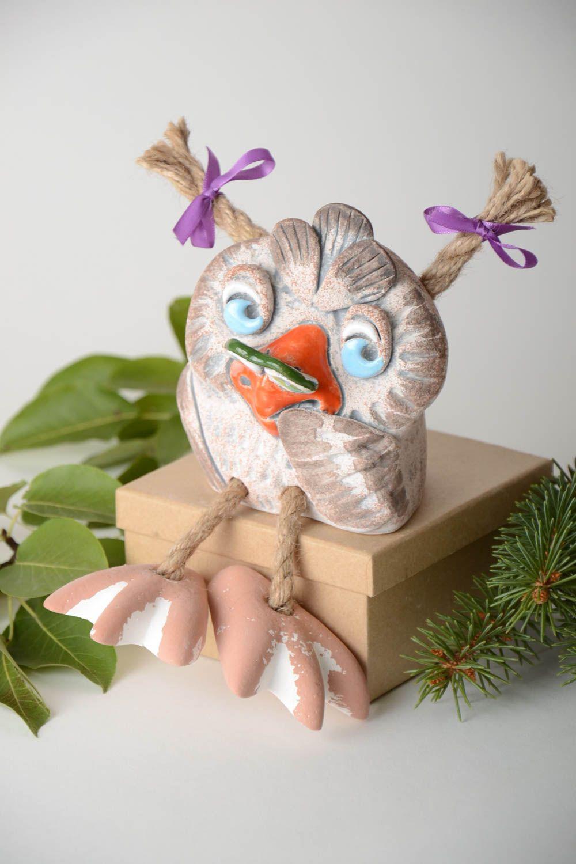 MADEHEART > Handgemachte Keramik lustige Spardose Ton Deko originell ...