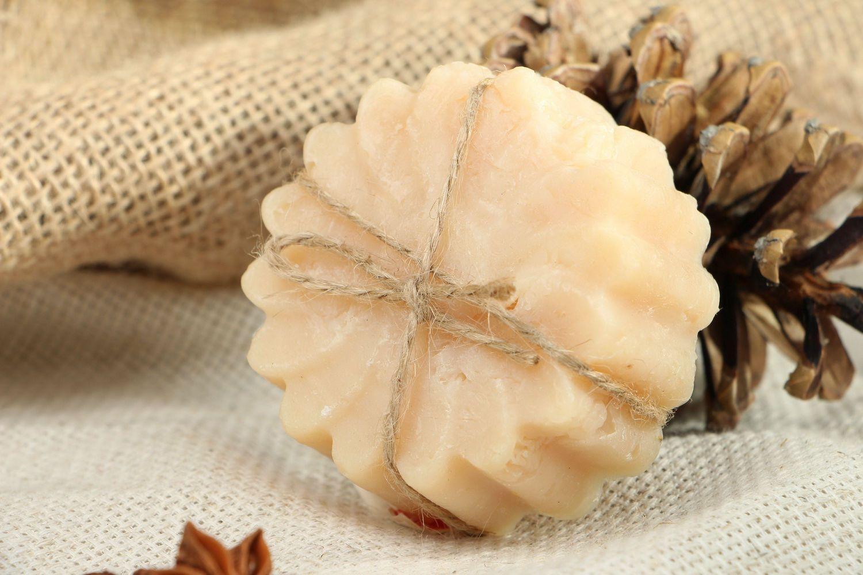 Natural soap Rose photo 1