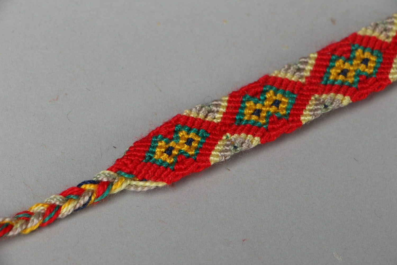 Friendship bracelet photo 3