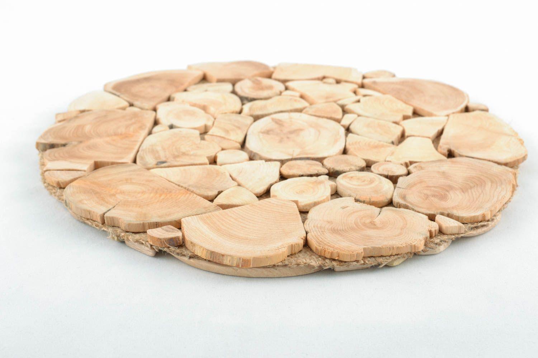 holders Wooden trivet - MADEheart.com