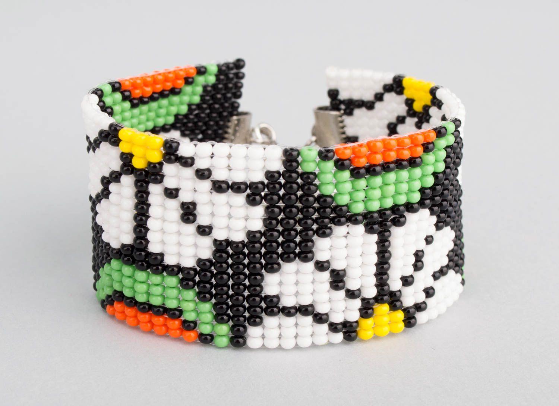 Handmade beaded bracelet designer jewelry fashion accessories bracelet for women photo 5