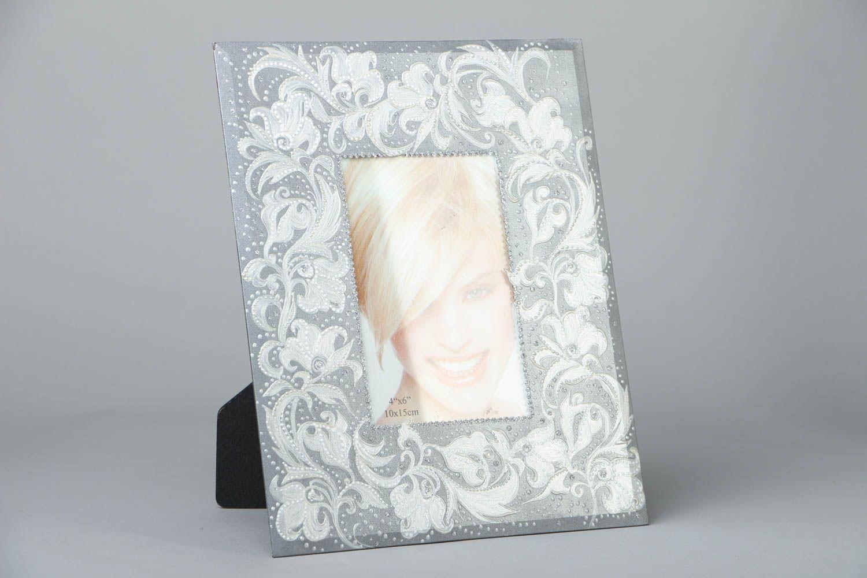 Handmade photo frame photo 1