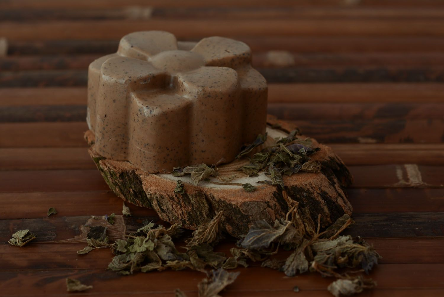 Natural soap Coffee Flower photo 3