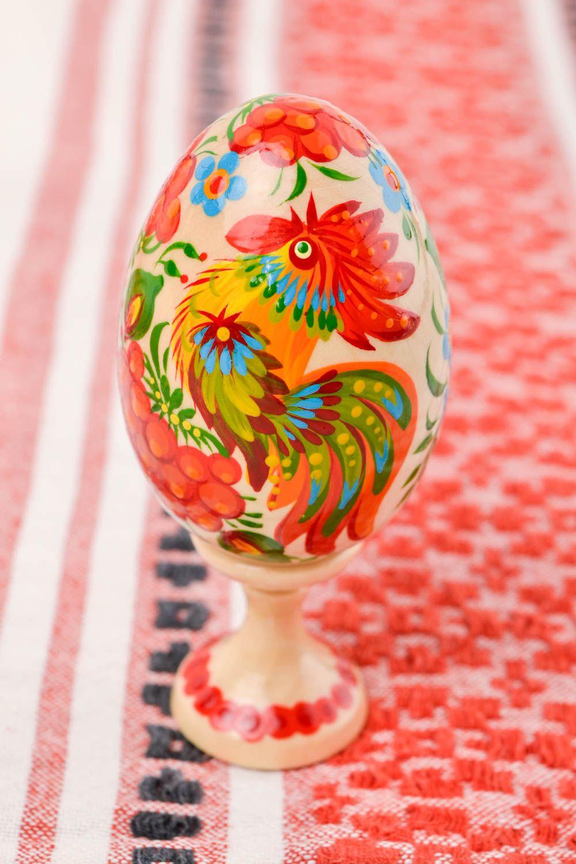 Madeheart Dekoration Zu Ostern Handgefertigt Holz Dekoration