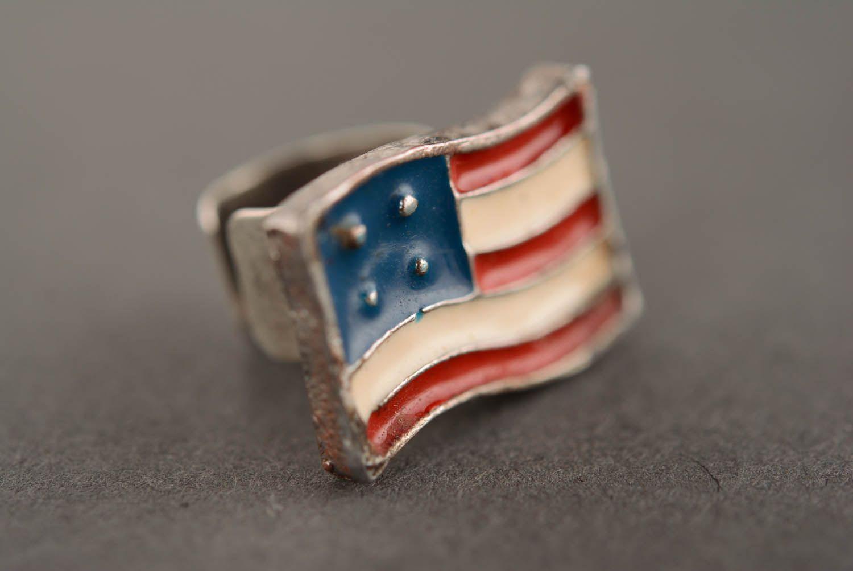 Ohr Cuff Amerikanische Flagge foto 2