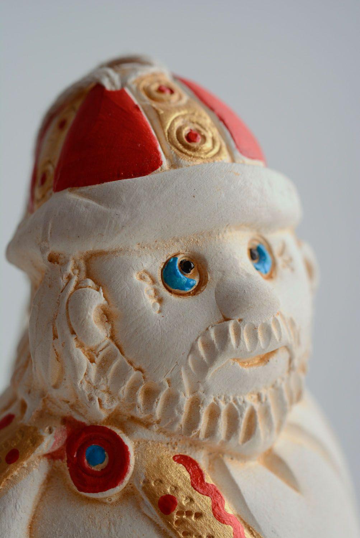 Homemade ceramic bell Warrior photo 2
