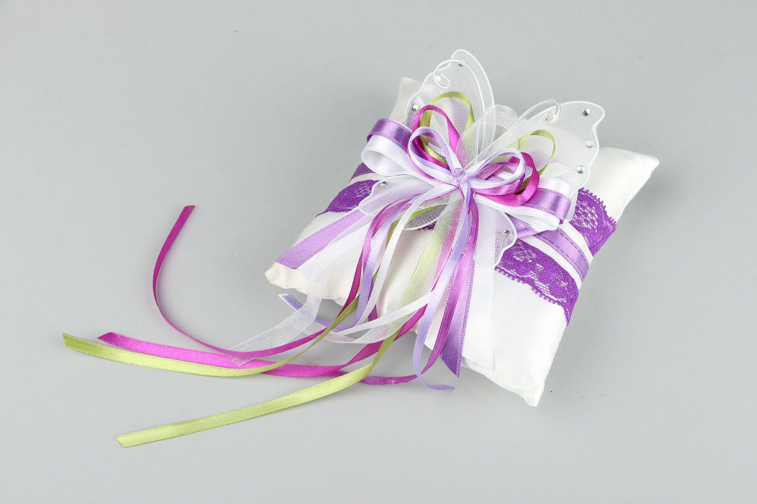 wedding accessories Wedding pillow for rings