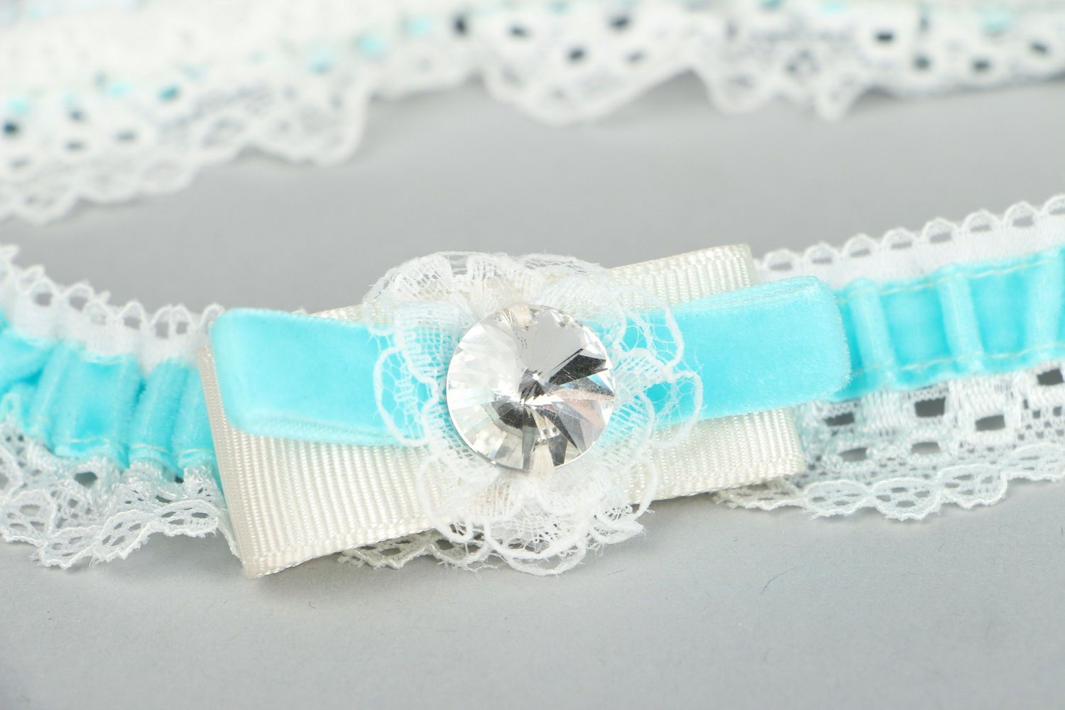 clothes Wedding garter for bride
