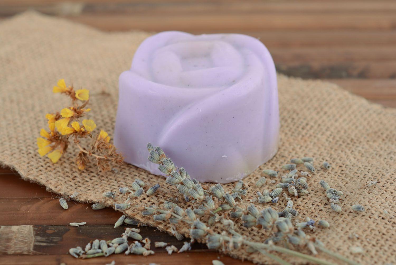 Natural soap Lavender photo 1