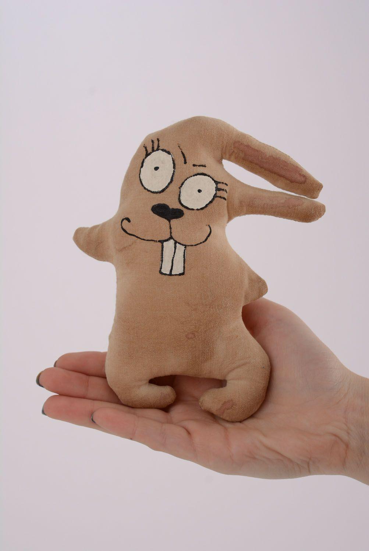 Fabric rabbit toy photo 4