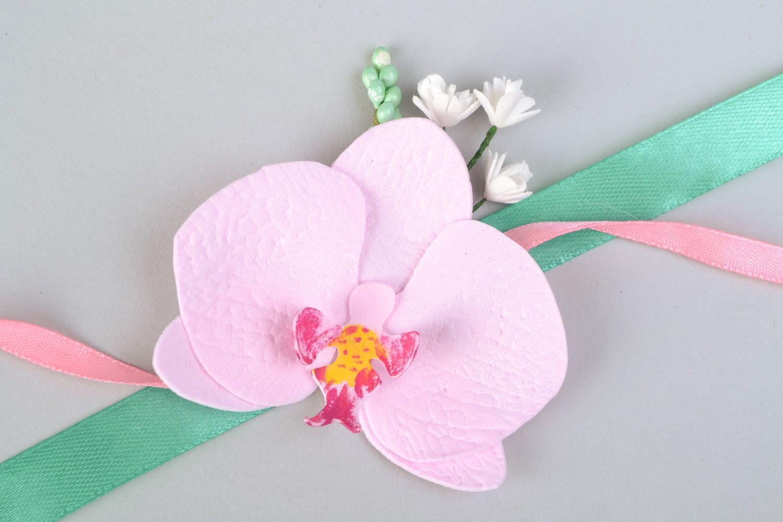 Excelente Dama De Honor Con Flores Elaboración - Colección de ...