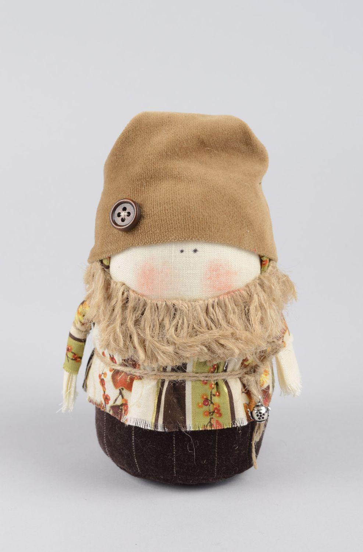 Decorative use only soft doll interior decor designer doll for children photo 1