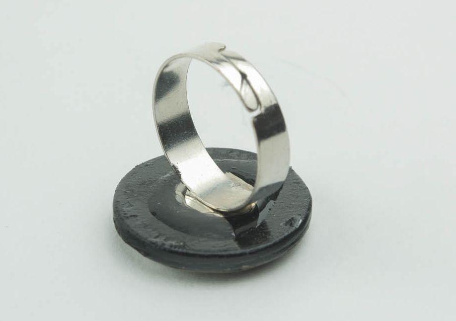 Кольцо ручной работы фото 2