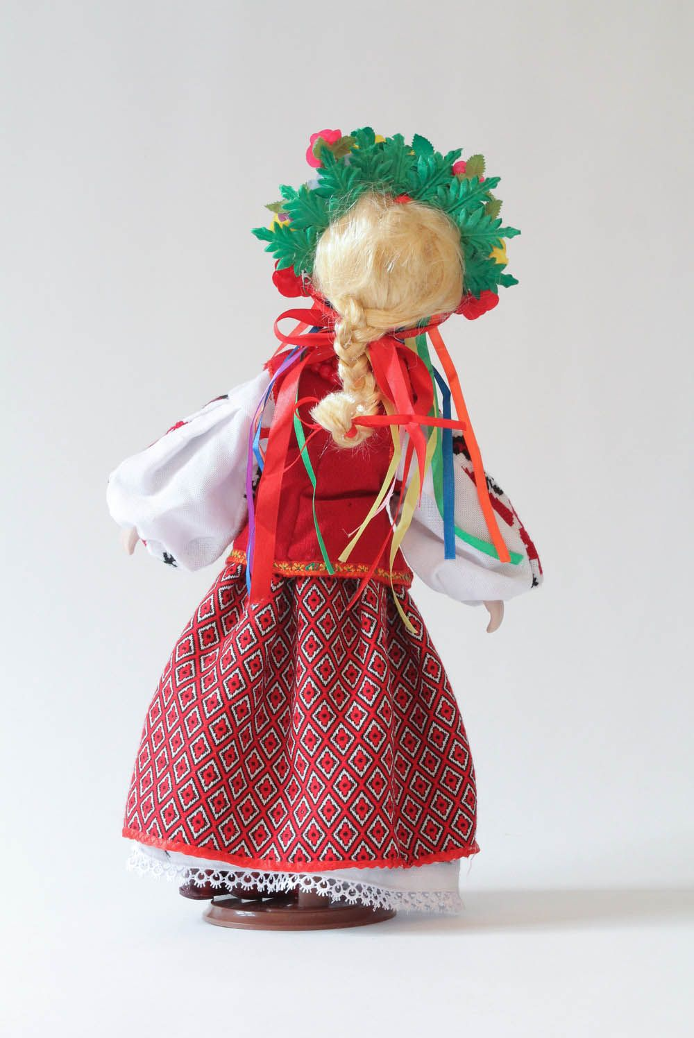 Doll in Ukrainian clothes photo 1