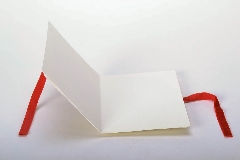 Christmas greeting card photo 3
