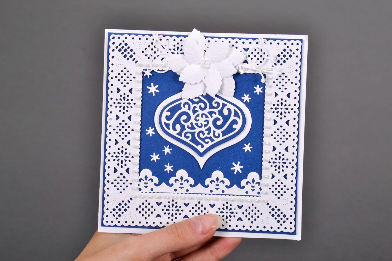 Handmade greeting card  photo 2