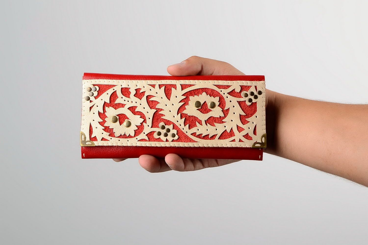 purses Leather wallet