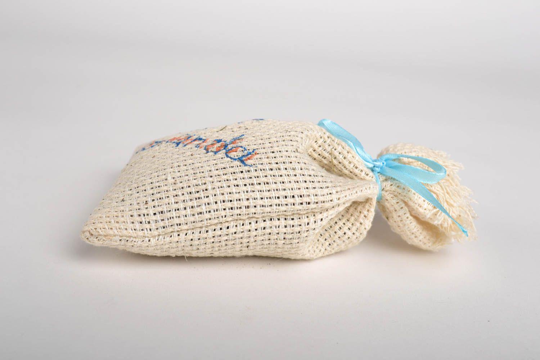 Handmade sachet bag lavender sachet home decor aroma therapy unique gifts photo 3