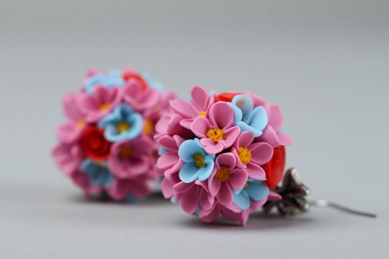 цветы из глины с картинками опубликовала
