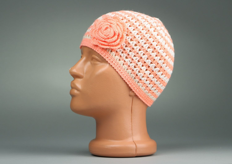 headwear Orange hat - MADEheart.com