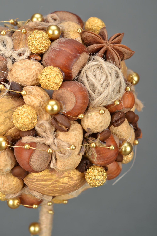 Homemade topiary Nuts photo 3