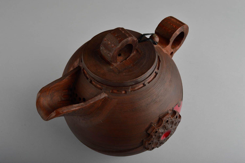 madeheart teekanne aus keramik handmade tee geschirr k chen zubeh r originelles geschenk. Black Bedroom Furniture Sets. Home Design Ideas