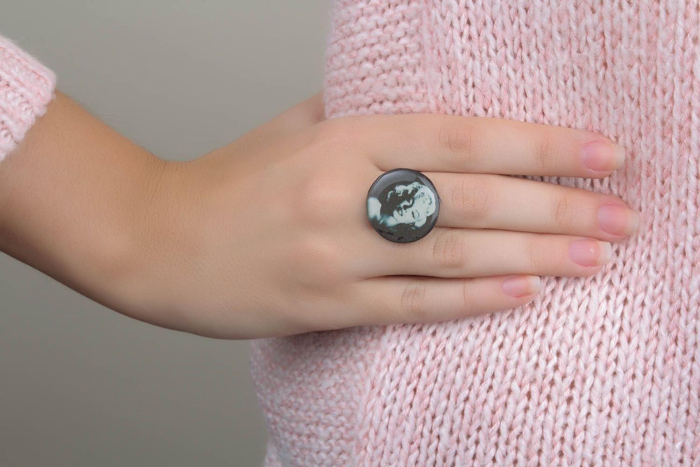 Кольцо ручной работы фото 1