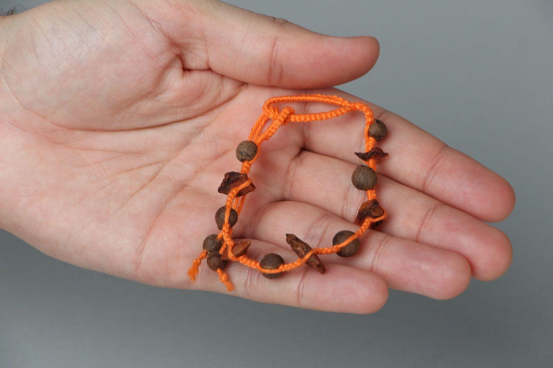 Homemade aroma bracelet photo 4