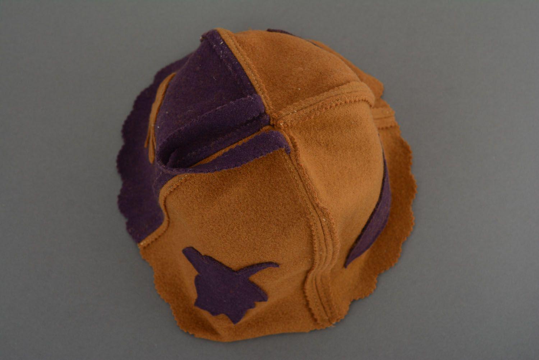 Hat for steambath photo 3