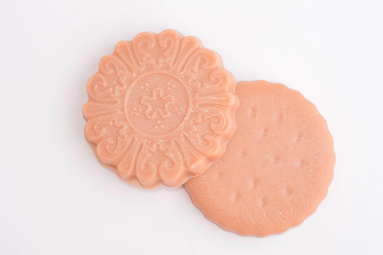 Handmade soap present for women bath decor natural soap natural cosmetics photo 3