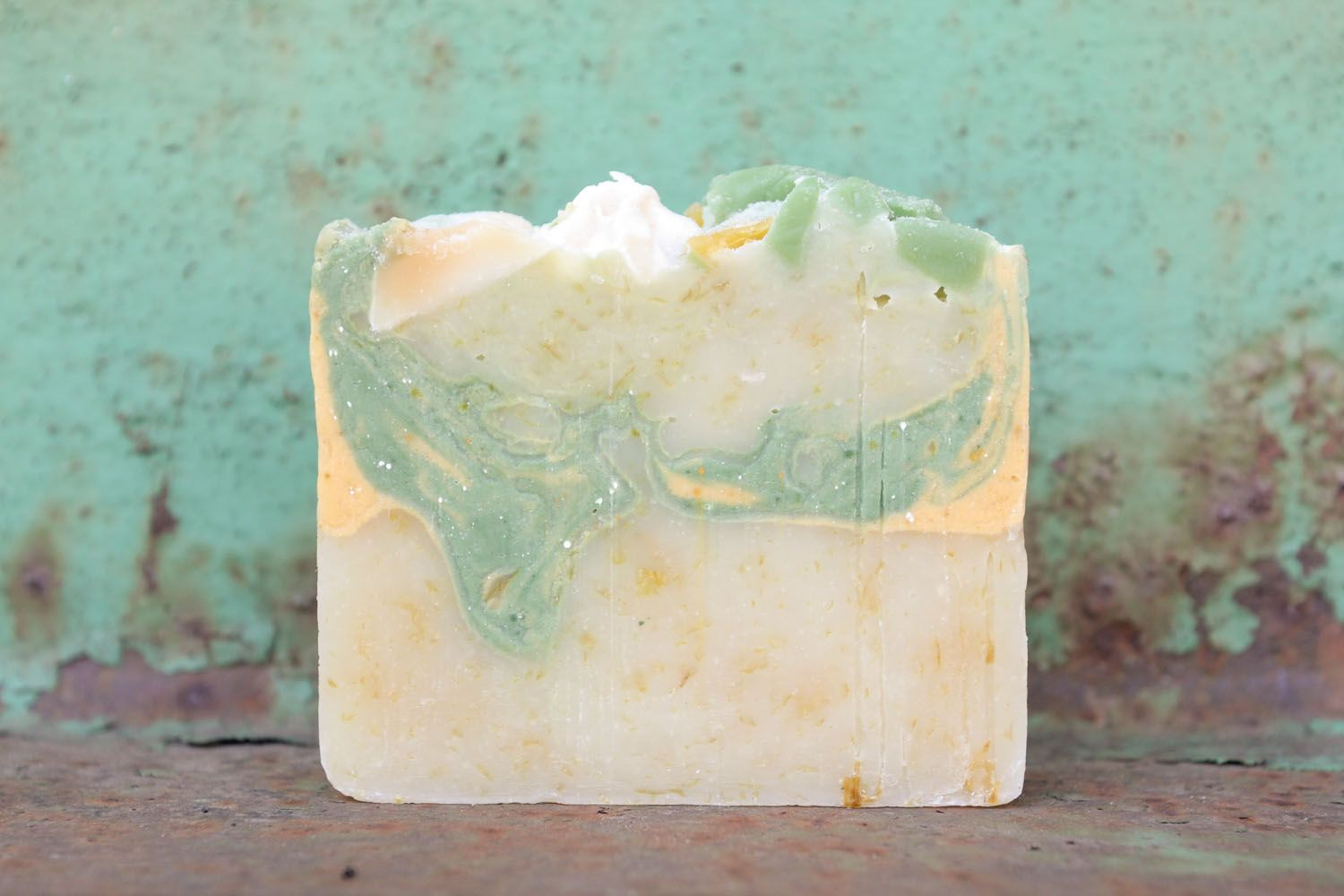 Homemade soap with herbal aroma photo 5