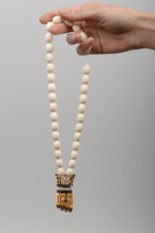 Четки ручной работы четки для молитвы аксессуары для мужчин подарок мужчине  фото 5
