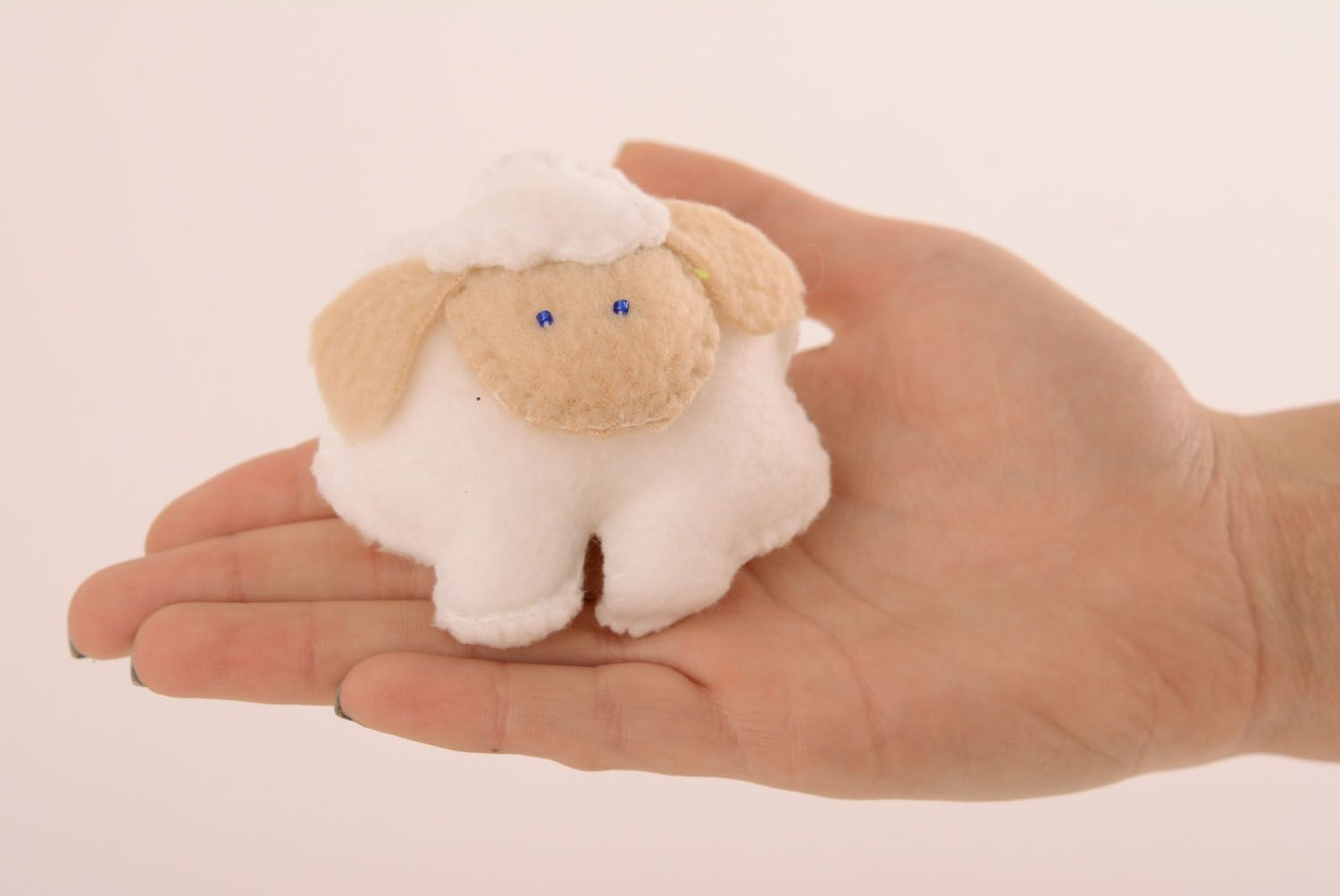 Soft toy with the scent of lavender Sheep photo 4
