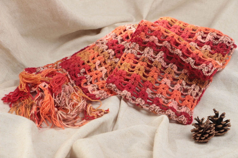 молодой ажурные шарфы крючком фото куколд унижен женой