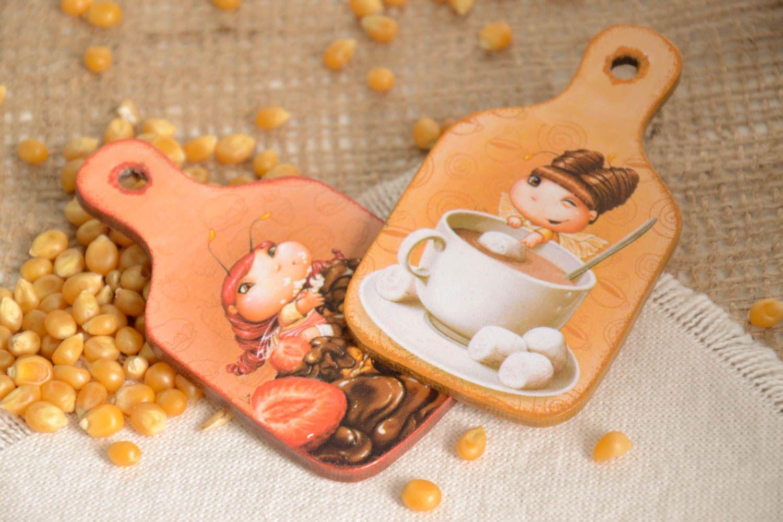 MADEHEART > Magnete für Kinder Holz Magnet handgemachte Geschenke ...