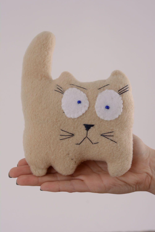 Fabric toy Kitten photo 4