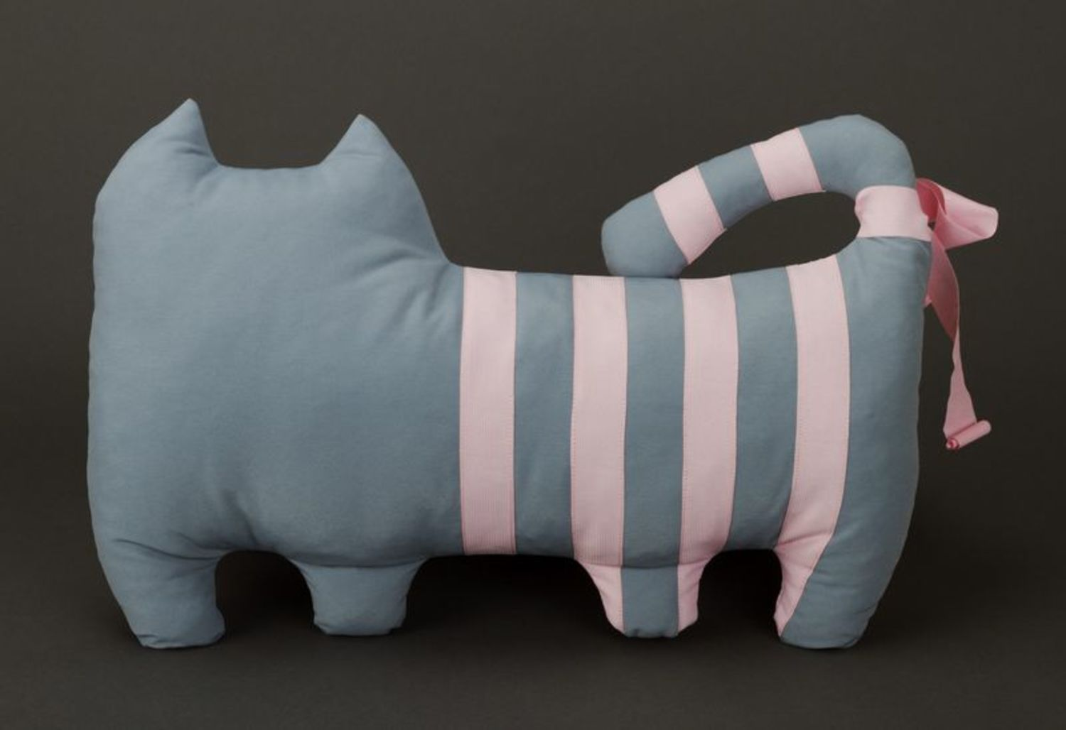 Toy pillow Cheshire cat photo 3