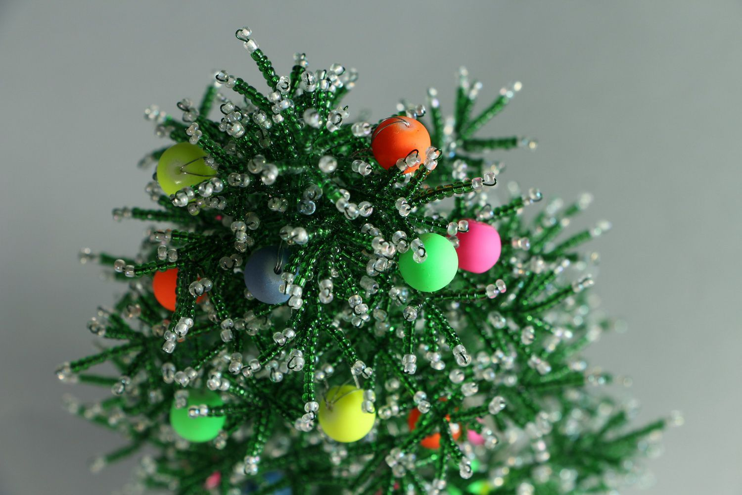 Decorative Christmas tree for New Year photo 2