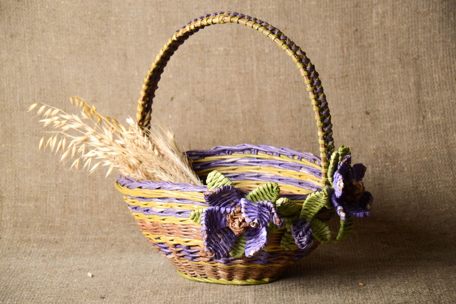 buy detail product for sell hot decor baskets decorative gift natural wedding