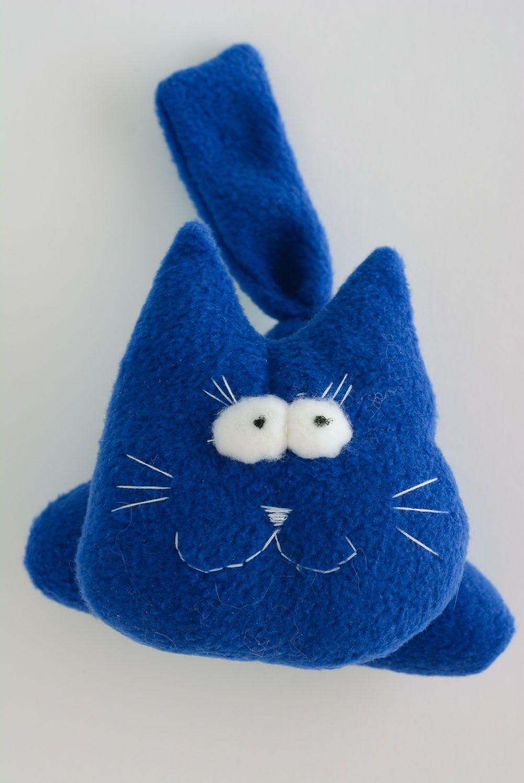 Soft fleece toy Kittie photo 5