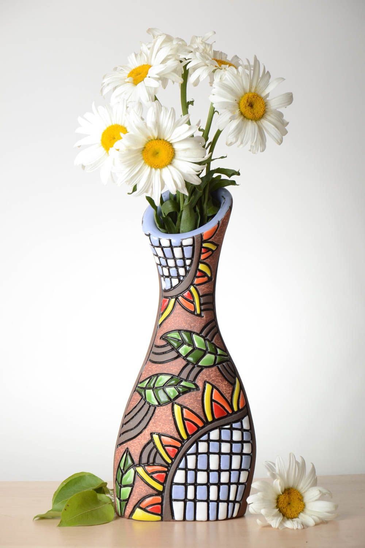 Картинки вазы красками