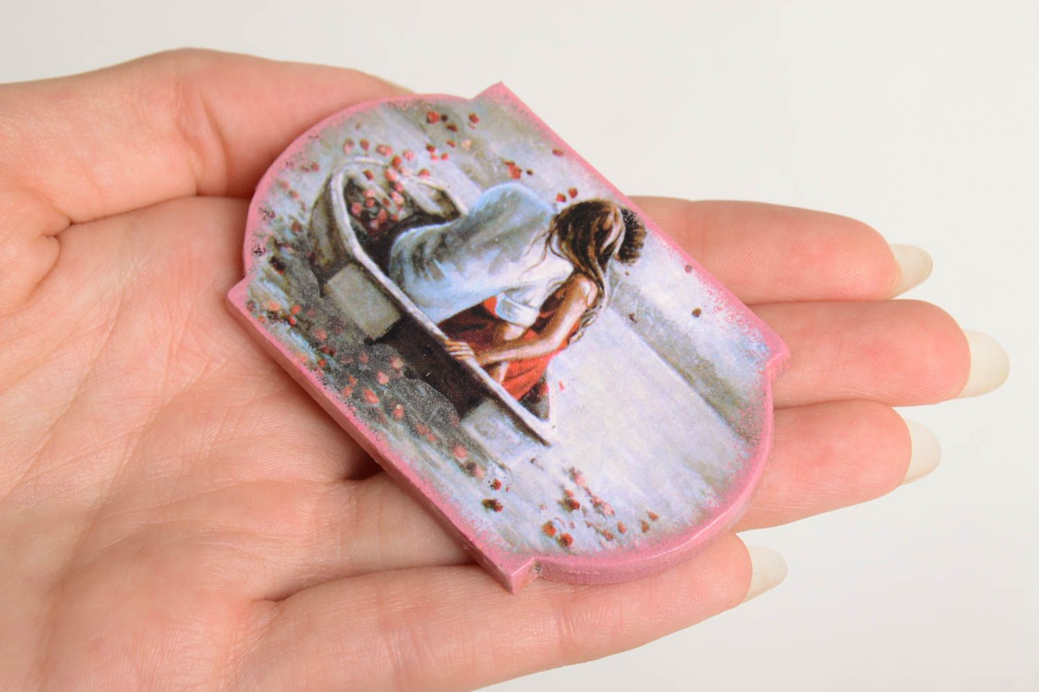 Cute handmade magnet kitchen supplies cool fridge magnets decorative use only photo 4