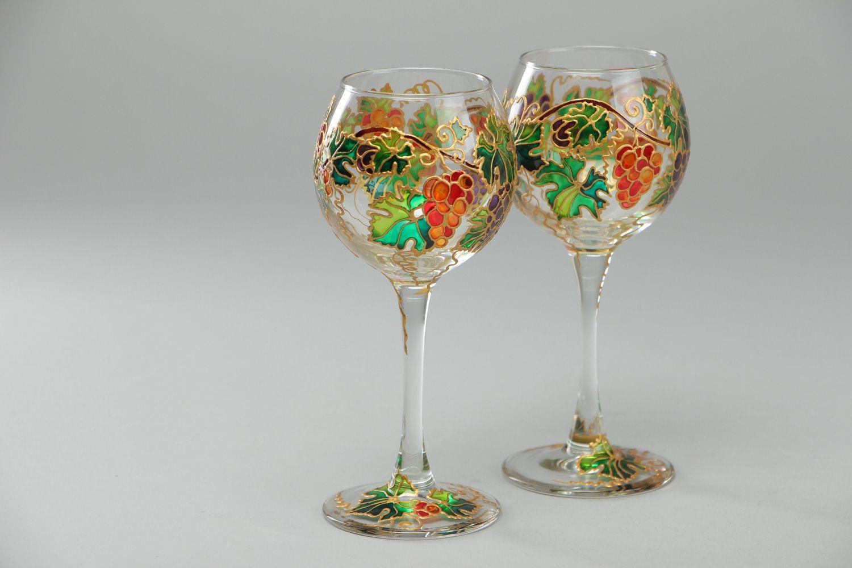 Glass Cm Vase