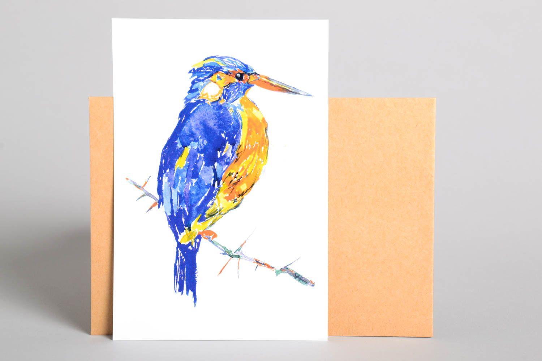 Handmade greeting cards unusual card designer signature card handmade gift photo 2